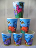 Baby Dinos - Cups