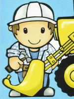 Builder Lovely Chubblies Party Pack