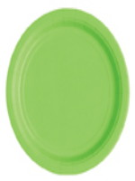 Lime Green Plates