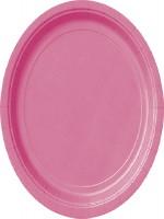 Hot Pink Plates