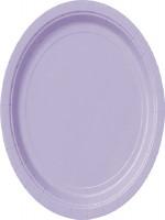 Lavender Plates