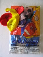 Super Sports - Balloons