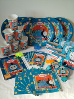 Thomas and Friends Party Pack for 6