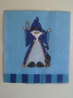 Wizard Spells - Napkins