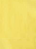 Sunflower Yellow Napkins