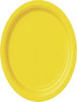 Sunflower Yellow Plates