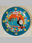 Thomas the Tank - Large Plates