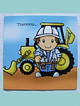 Builder - Thank you cards