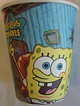 Spongebob Squarepants Cups