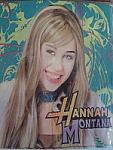 Hannah Montana Napkins