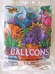 Baby Dinos - Balloons