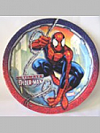 Spiderman - Small Plates