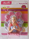 Barbie - 3D Candle