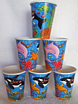 Under the Sea - Cups