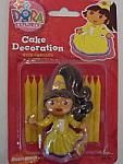 Dora's Fairytale Adventures Cake Decoration