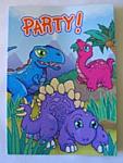 Baby Dinos - Invitations