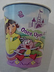 Dora's Fairytale Adventures Cups