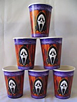 Scream - Cups
