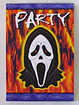 Scream - Invitations