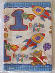 Hugs & Stitches Boy - Tablecover