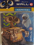 Wall-E Napkins