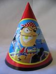 Pirate - Cone Hats