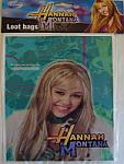 Hannah Montana Loot Bags