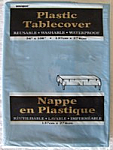 Light Blue Tablecover