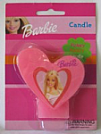 Barbie - Candle