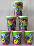 Groovy - Cups