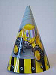 Construction  - Cone Hats