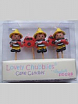 Fireman - Candles