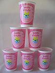 Barbie - Cups