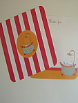 Bubbles of Joy - Thank You Cards