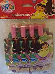 Dora's Fairytale Adventures Blowouts
