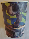 Wall-E Cups