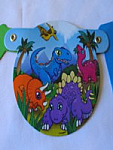 Baby Dinos - Banner