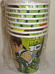 Ben 10 Cups