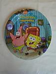 Spongebob Squarepants Plates