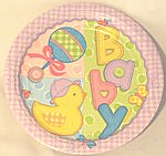 Hugs & Stitches Baby - Small Plates