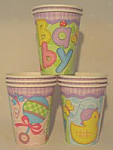 Hugs & Stitches Baby - Cups