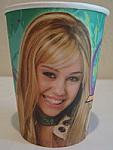 Hannah Montana Cups