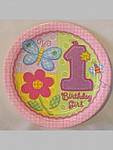 Hugs & Stitches Girl - Small Plates